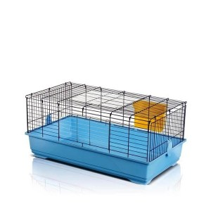 Imac Easily Portable Easy 100 Cage For Small Animals Length  39 Inch Width  21 Inch Height  18 Inch